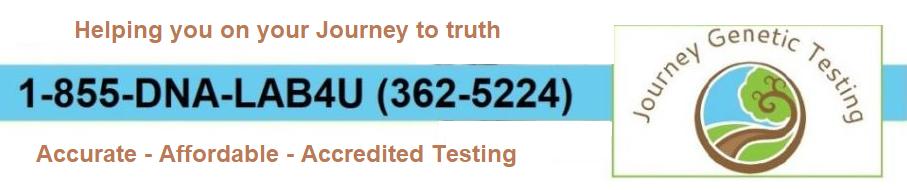 Journey DNA Testing Logo
